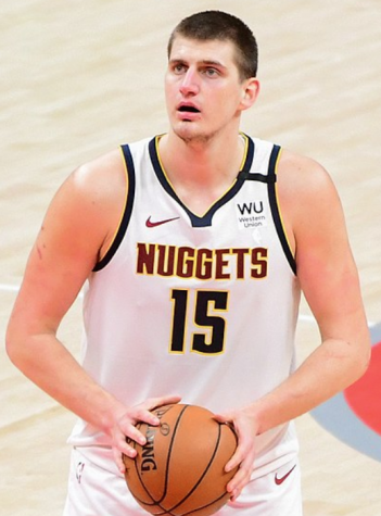 Nikola Jokic the NBA MVP frontrunner this season has been going off.