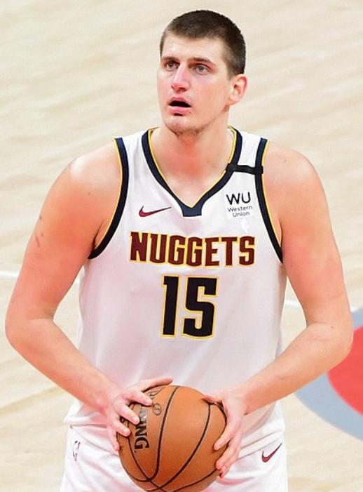 Nikola+Jokic+the+NBA+MVP+frontrunner+this+season+has+been+going+off.