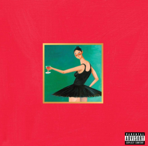 5. My Beautiful Dark Twisted Fantasy (2010)