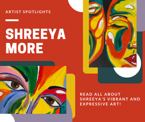 Read all about Shreeya and her art!