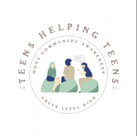 Teens Helping Teens Logo