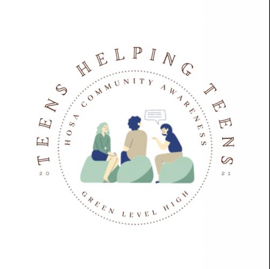 Teens Helping Teens Logo