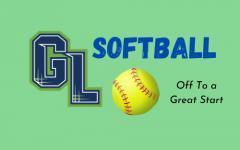 Softball Commands Opening Week