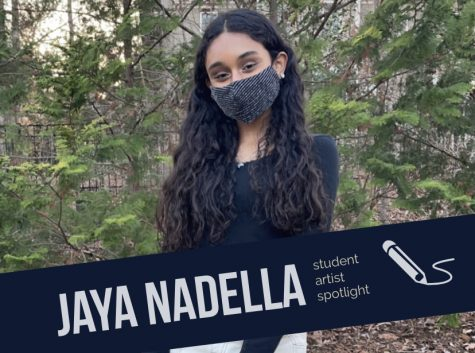 Meet GLHS Freshman Jaya Nadella!