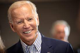 M. Sunku reviews Biden