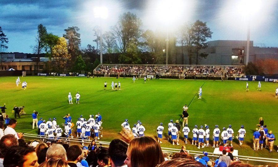 UNC vs Duke Lacrosse