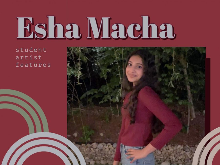 Artist Spotlight: Esha Macha