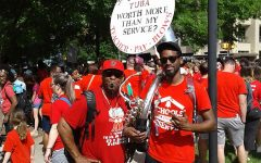35,000 educators gathered in Raleigh, NC to rally for education funding