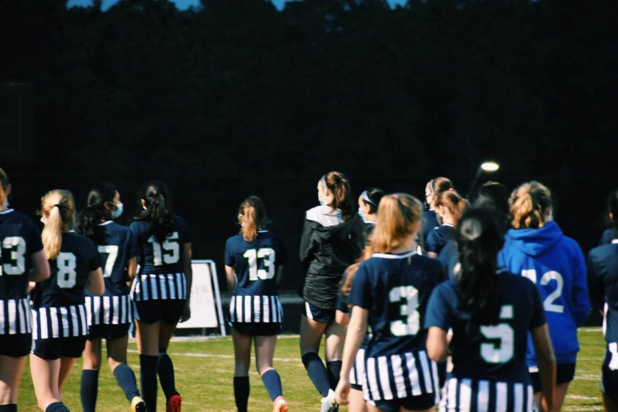 Womens Soccer Finishes Up Season