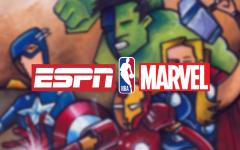 An Avengers-Themed NBA Game?