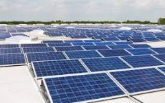 M. Sunku argues why Green Level High School should make an investment in solar panels.
