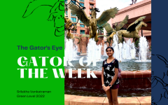 S. Venkatraman is this week's gator!