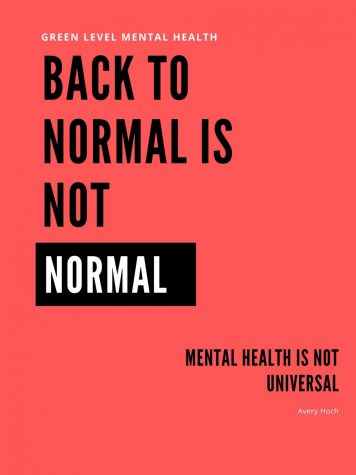 Back to Normal is Not Normal