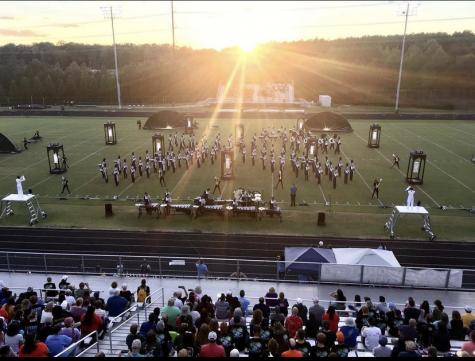 Grand Victory: Green Level Band Makes History