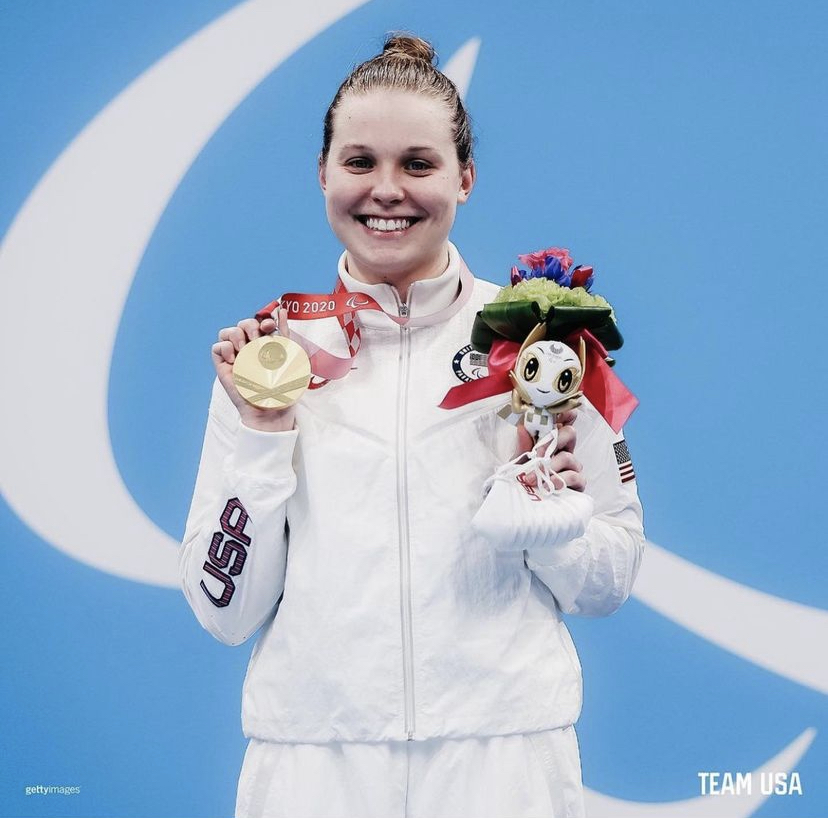 Morgan+Stickney+of+Cary+wins+Paralympic+Gold