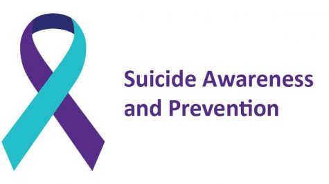 Suicide Prevention and Awareness Poster