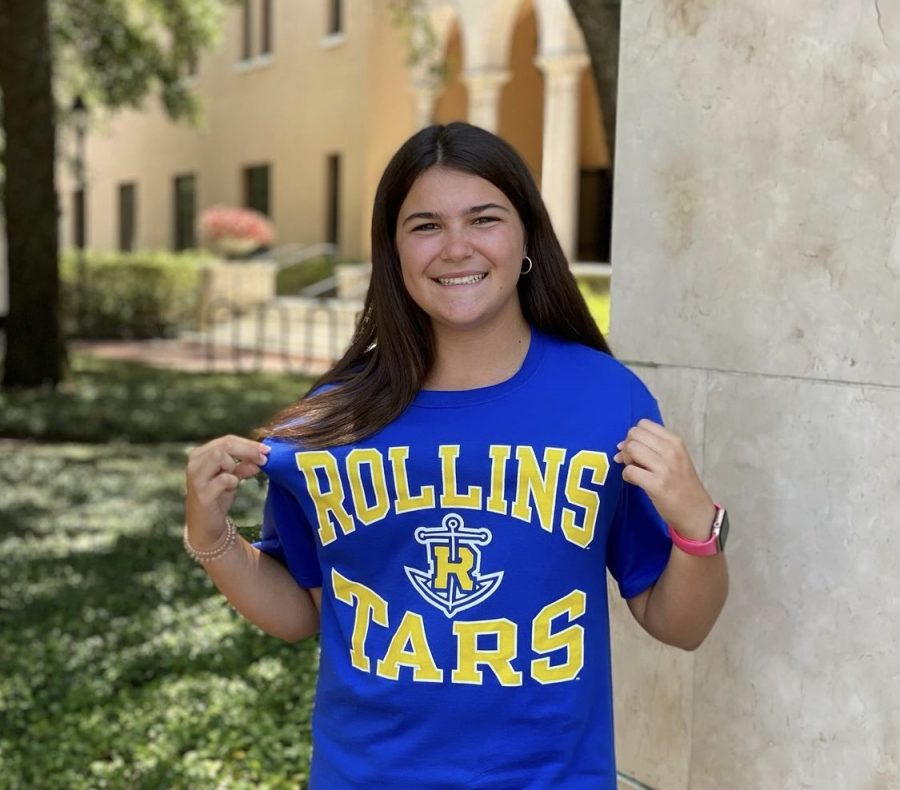 Committed: Katelyn Hunter to Rollins College