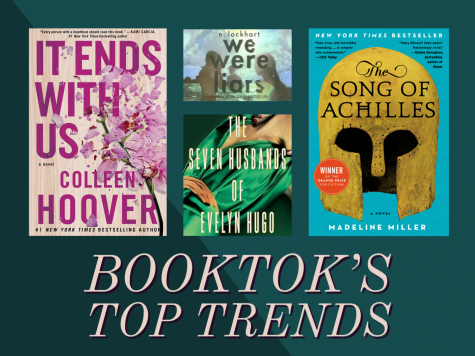 Do any of these popular books catch your eye? The #booktok trend continues.