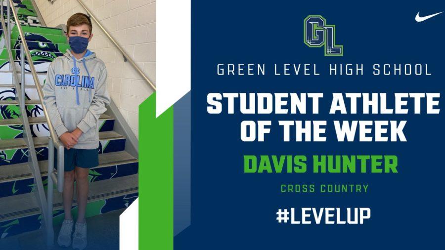Gator Athlete of the Week: Davis Hunter
