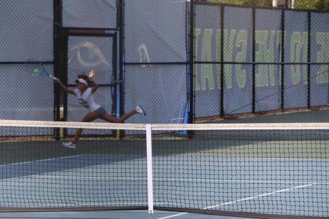 Tennis Team Win Streak Snapped by Green Hope