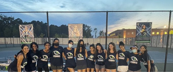 The defeat of PC was a marquee win for the GL womens tennis program.