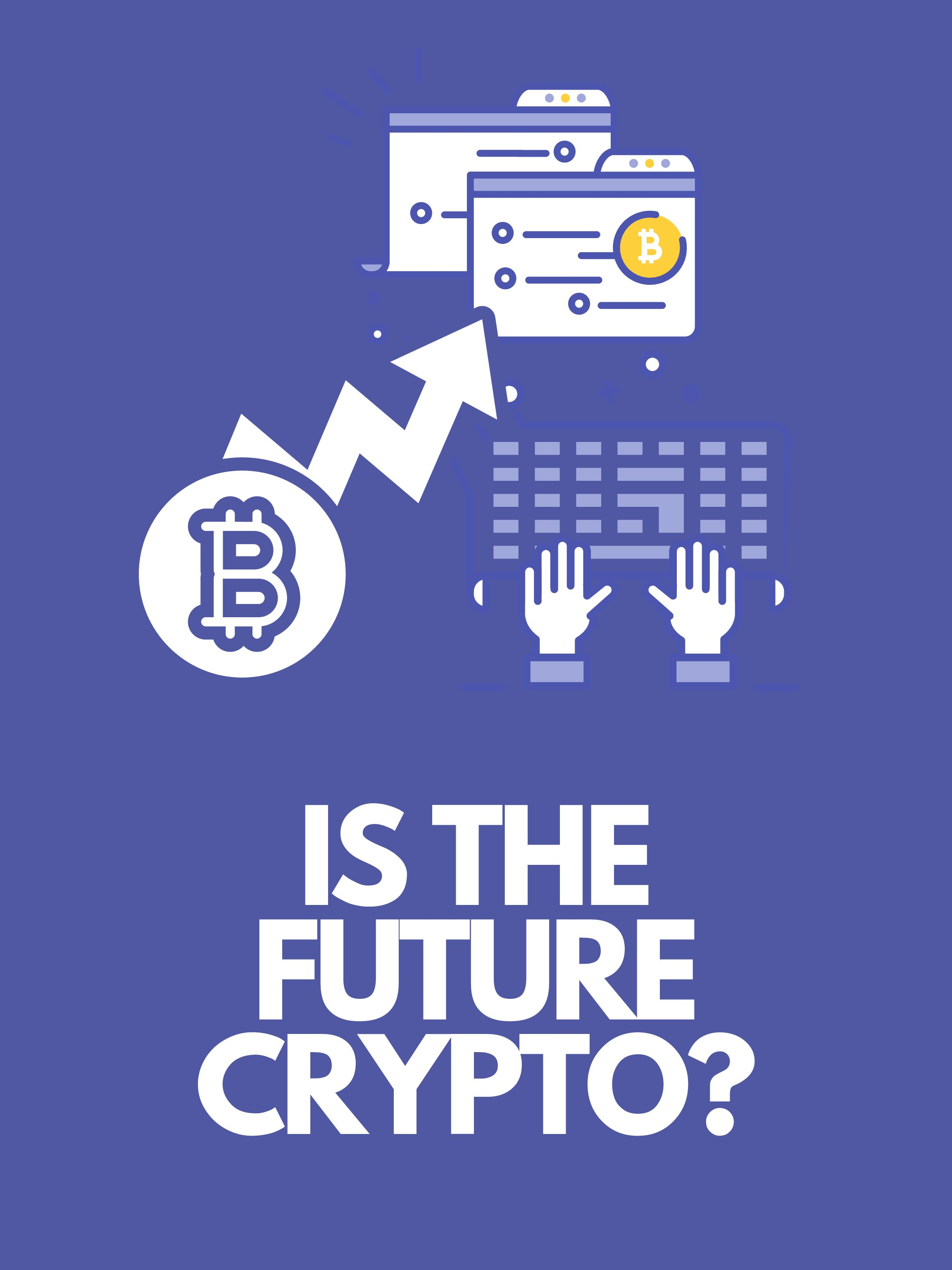 The cryptocurrency market has been booming - so what is it really? Graphic by K. Peechu.