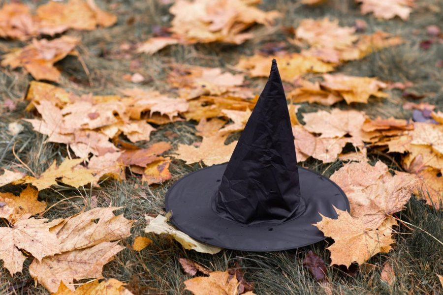 Its time to lose the witch hats and go for a trendier look. Image from Pexels.
