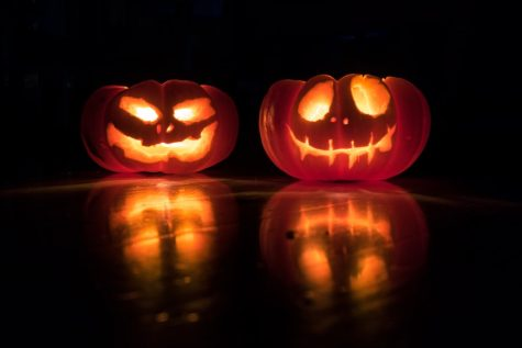 Are we aging out of Halloween? Image from Unsplash.
