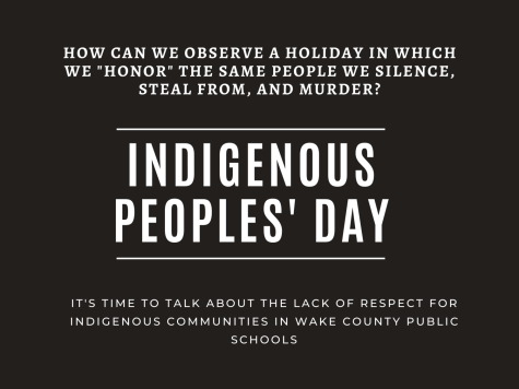 There is no mention of the long lasting effects of European colonization on Indigenous people in school.