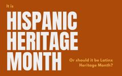 Whats the difference between Hispanic, Latino, Latinx, and Latine?