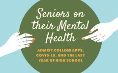 Two seniors talk through their emotions through the first quarter of their last year.
